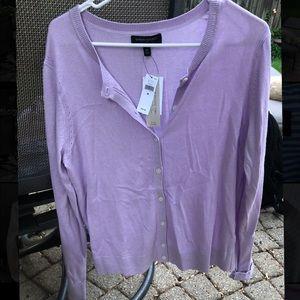 NWT Banana Republic Women's Cardigan Button Up